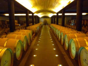 Lapostolle Winery Chile